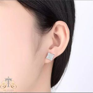 Jewelry - Square Earrings